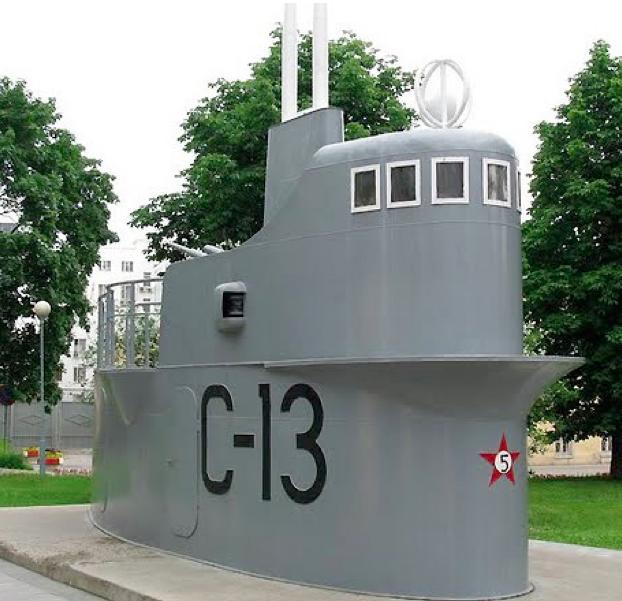 Рубка лодки «С-13»