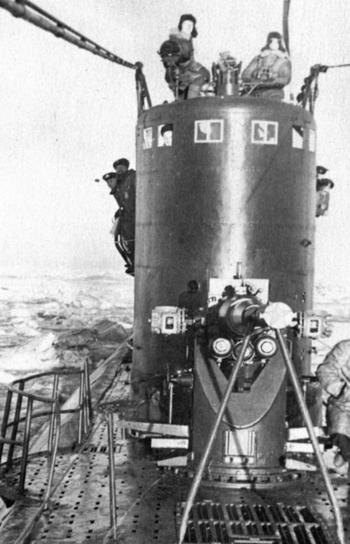 Подводная лодка «С-55»