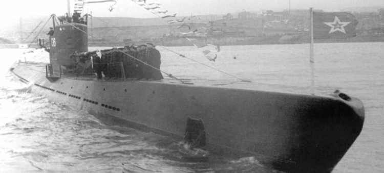 Подводная лодка «С-16»