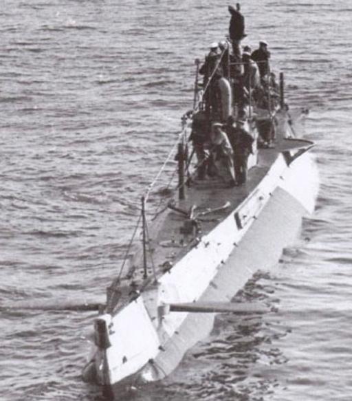 Подводная лодка «А-1» (Шахтер)