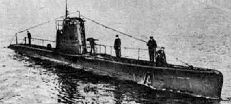 Подводная лодка «М-26»