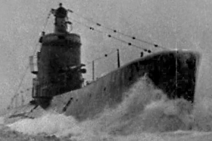 Подводная лодка «Л-16»