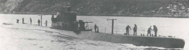 Подводная лодка «Л-15»