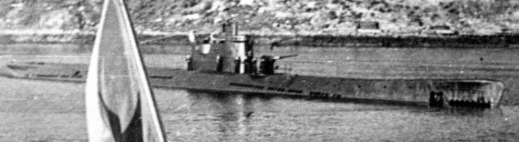 Подводная лодка «Л-19»