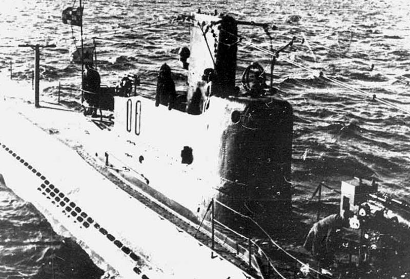 Подводная лодка «Л-18»