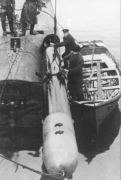 Подводная лодка «Л-22»