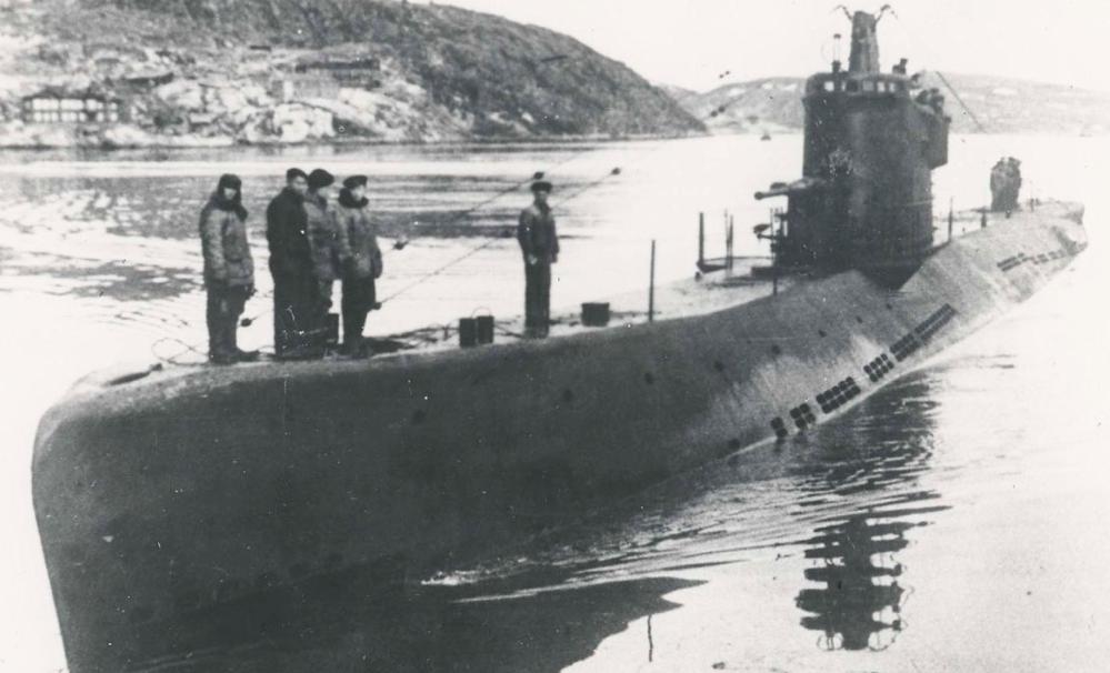 Подводная лодка «Л-20»