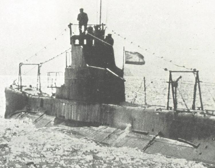 Подводная лодка «Щ-108»