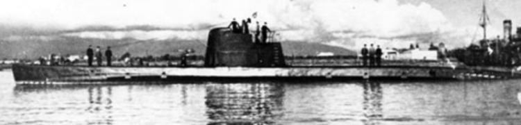 Подводная лодка «М-73»