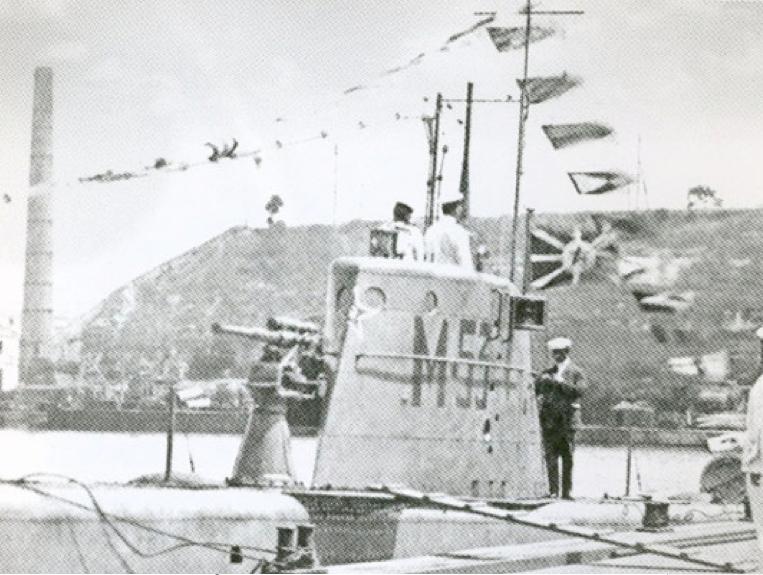 Подводная лодка «М-53»