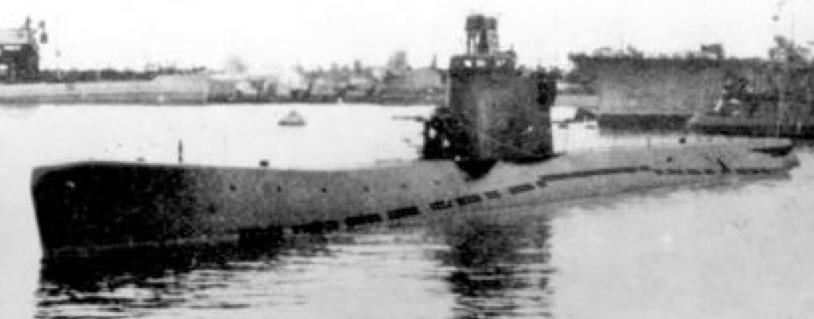 Подводная лодка «М-81»
