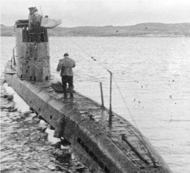 Подводная лодка «М-87»