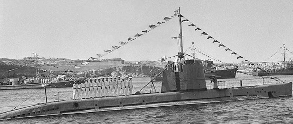 Подводная лодка «М-116»