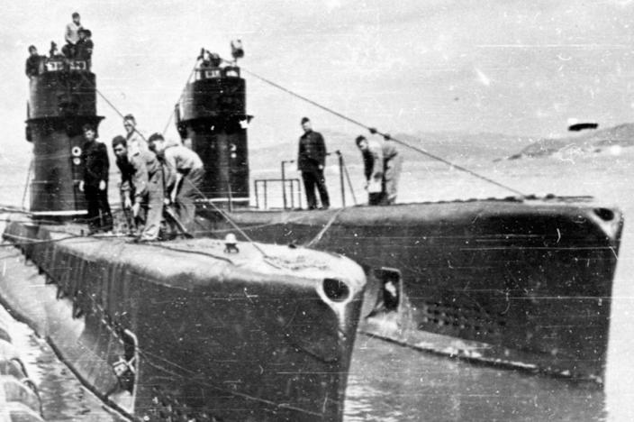Подводные лодки «М-200» (Месть) и «201»