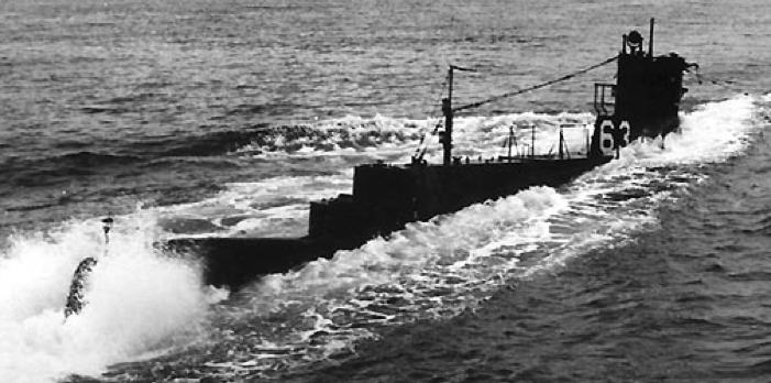 Подводная лодка «O-2» (SS-63)