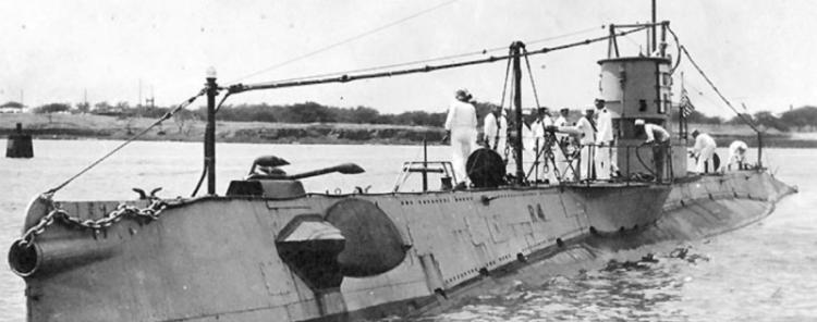 Подводная лодка «R-4» (SS-81)