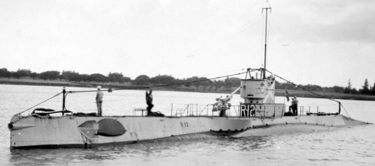 Подводная лодка «R-12» (SS-89)