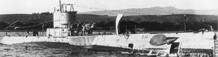 Подводная лодка «R-18» (SS-95)