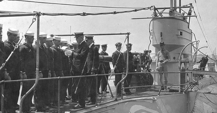 Подводная лодка «S-13» (SS-118)