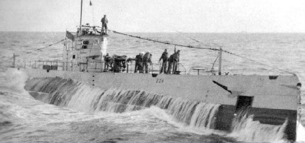 Подводная лодка «S-24» (SS-129)