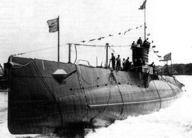 Подводная лодка «S-26» (SS-131)