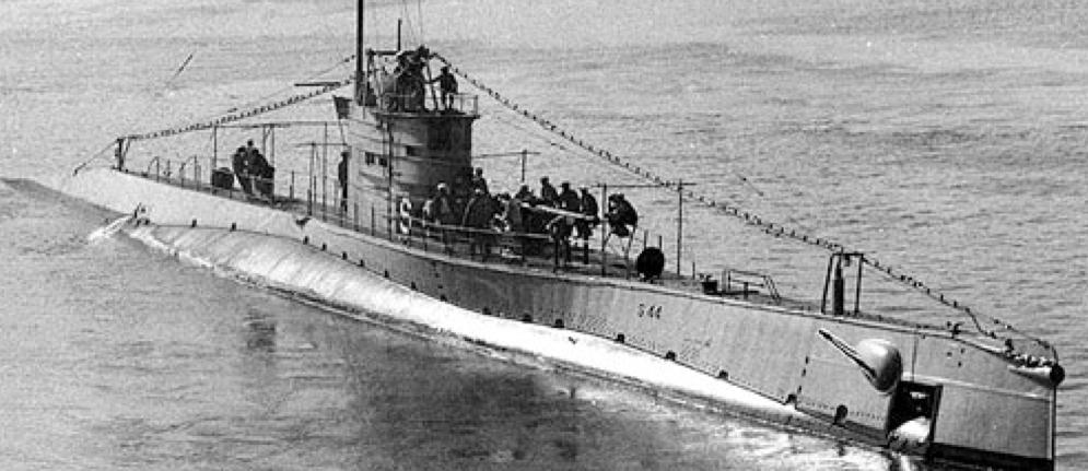 Подводная лодка S-45» (SS-155)