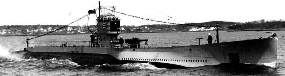 Подводная лодка «S-48» (SS-159)
