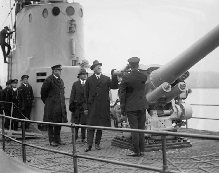 Подводная лодка «Barracuda» (SS-163)