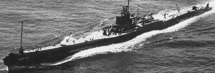 Подводная лодка «Bonita» (SS-165)