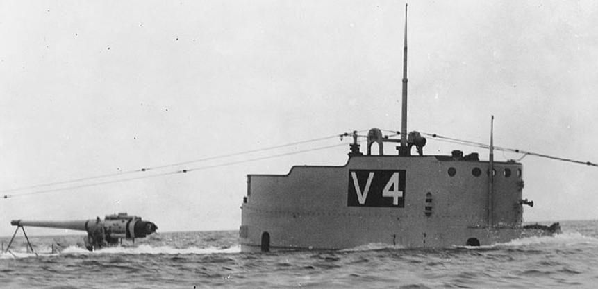 Подводная лодка «Argonaut» (V-4)