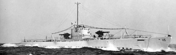 Подводная лодка «V-5» (Narwhal)