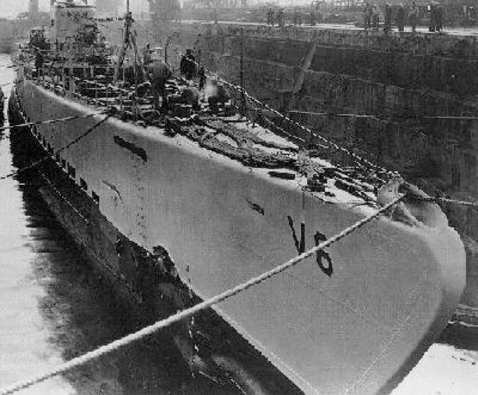 Подводная лодка «V-6» (Nautilus)
