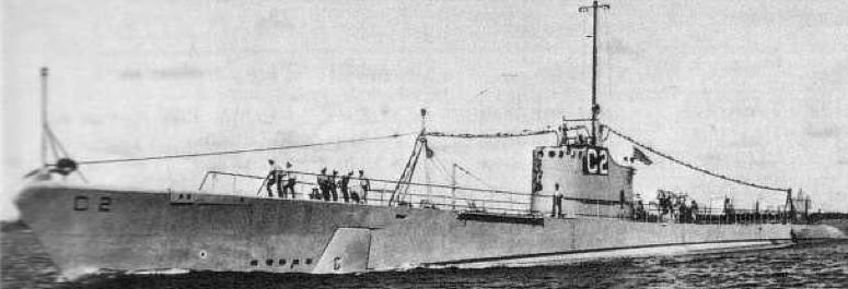 Подводная лодка «Cuttlefish» (SS-171)
