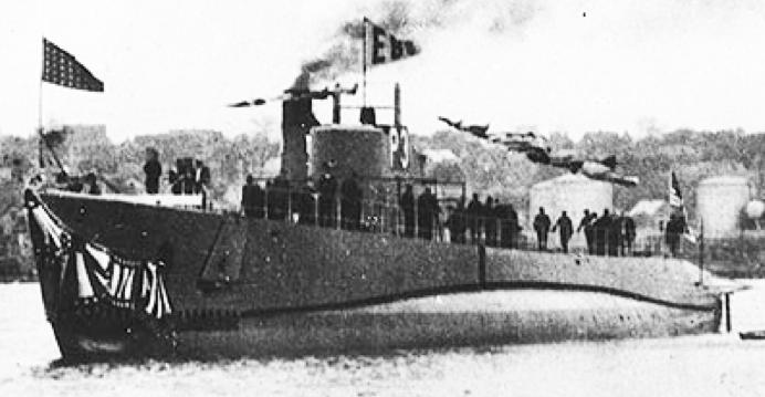 Подводная лодка «Tarpon» (SS-175)