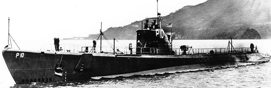 Подводная лодка «Pompano» (SS-181)