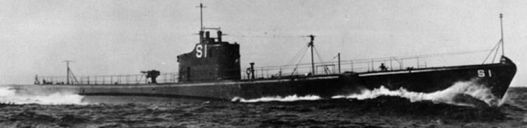 Подводная лодка «Salmon» (SS-182)