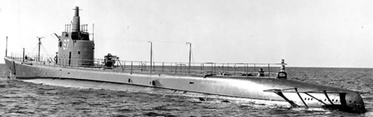 Подводная лодка «Sargo» (SS-188)