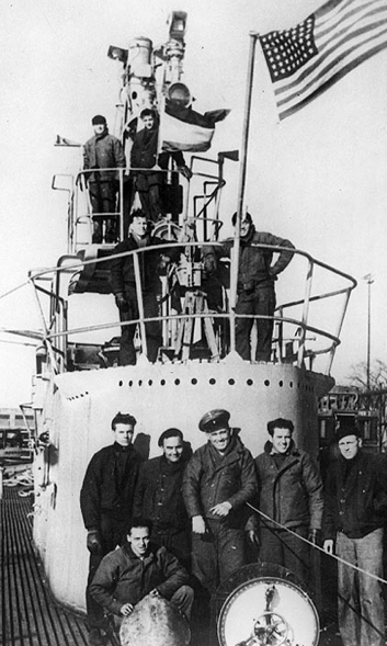 Подводная лодка «Sailfish» (SS-192)