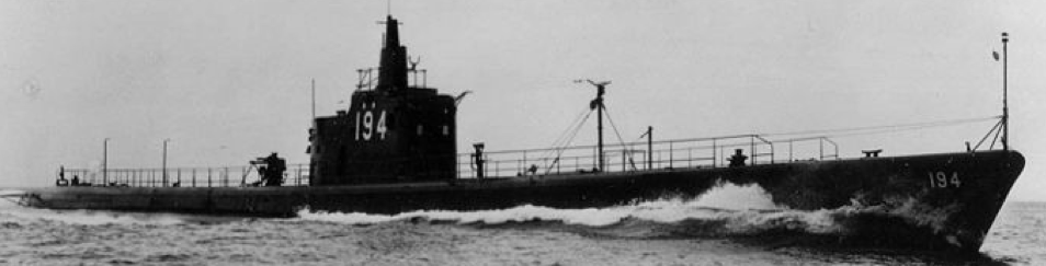 Подводная лодка «Seadragon» (SS-194)