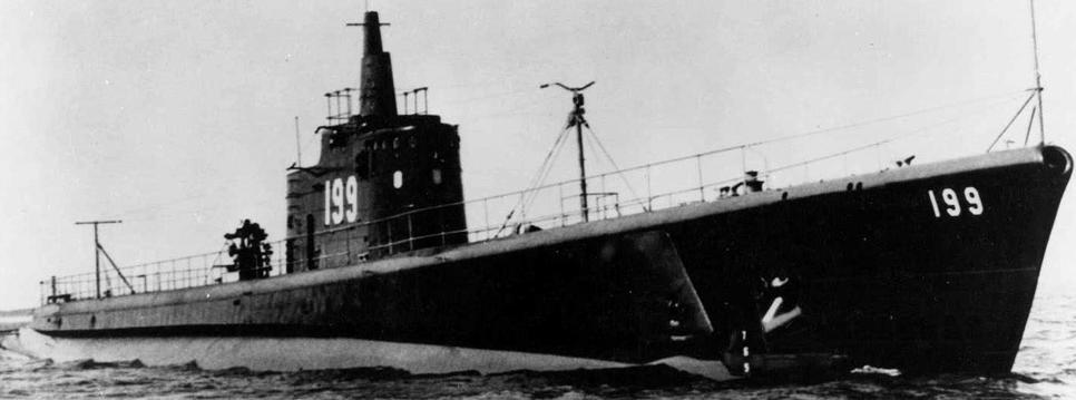 Подводная лодка «Tautog» (SS-199)