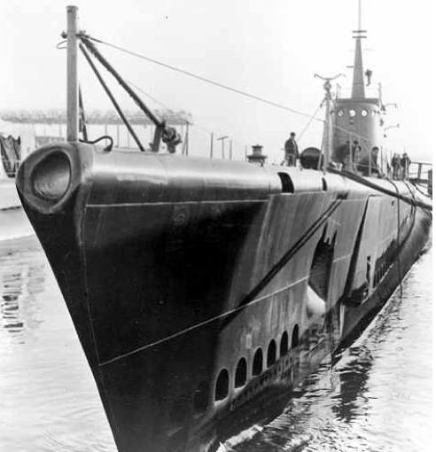 Подводная лодка «Gato» (SS-212)