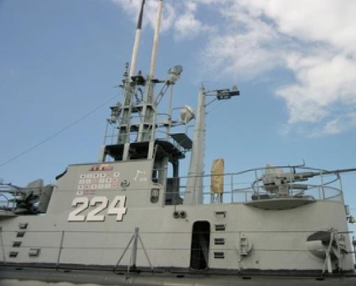 Подводная лодка «Cod» (SS-224)