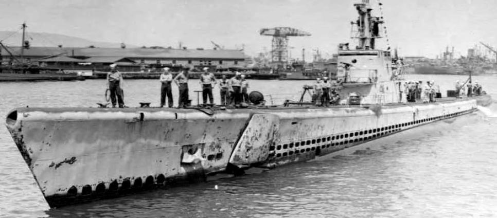 Подводная лодка «Halibut» (SS-232)