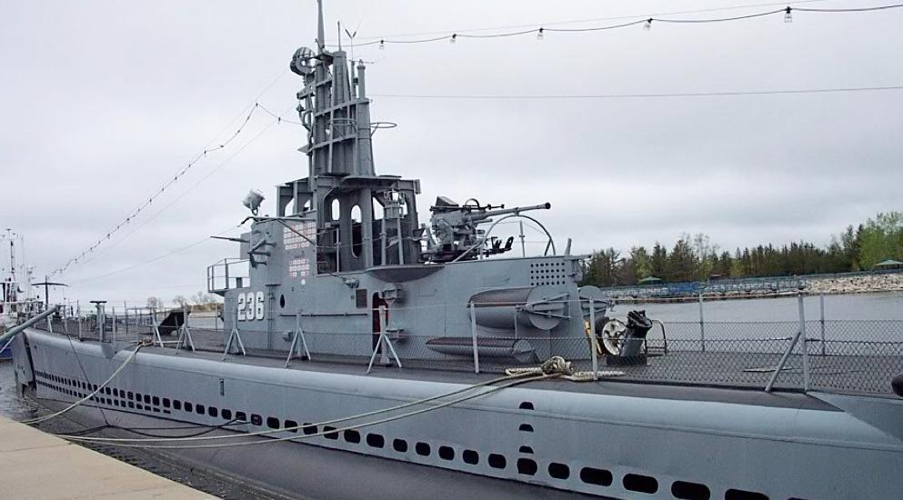 Подводная лодка «Silversides» (SS-236)