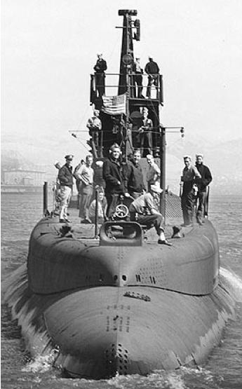 Подводная лодка «Wahoo» (SS-238)