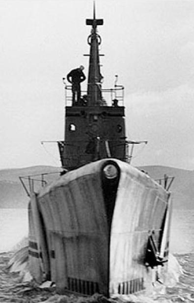 Подводная лодка «Paddle» (SS-263)