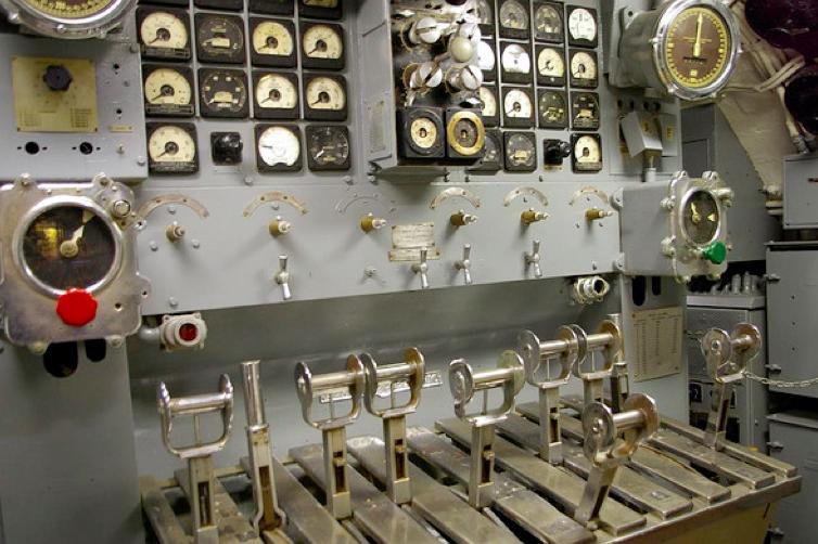 Подводная лодка «Croaker» (SS-246)