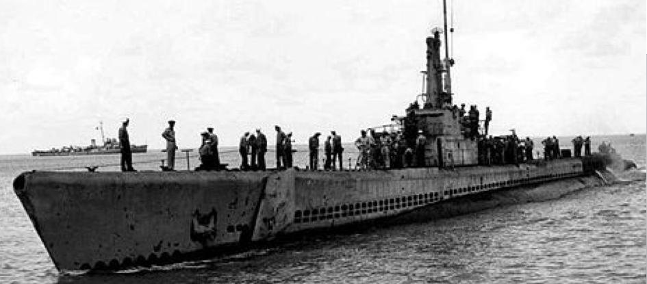 Подводная лодка «Balao» (SS-285)