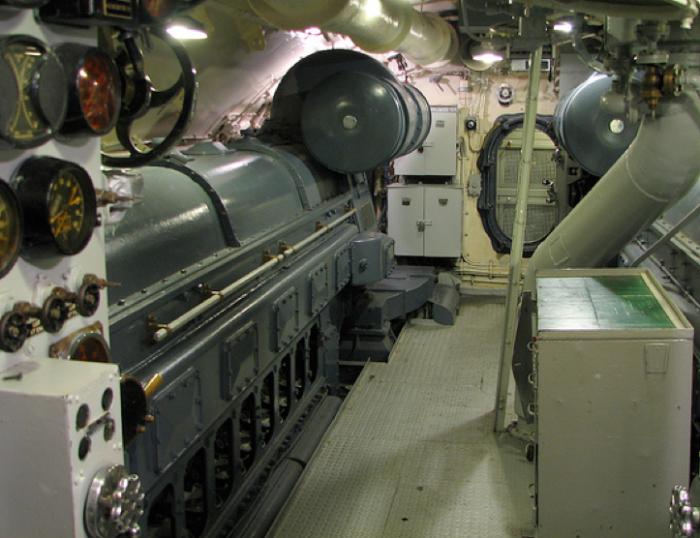 Подводная лодка «Lionfish» (SS-298)