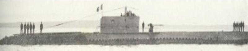 Подводная лодка «Sirene»
